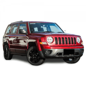 Jeep Patriot 2010-2016 MK Car Stereo Upgrade
