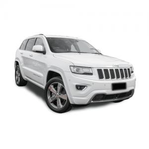 Jeep Grand Cherokee 2014-2020 (WK2) Car Stereo Upgrade