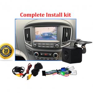 Reverse Camera NTSC Kit for Hyundai iload with barn doors 2019-2021 Factory Screen