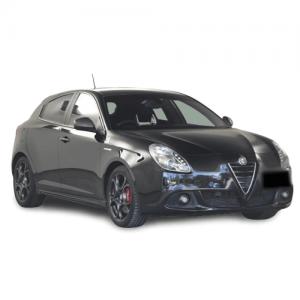 Alfa Romeo Giulietta 2014 Car Stereo Upgrade