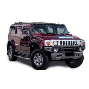 Hummer H2 2002-2007 Complete Stereo Upgrade-Amplified