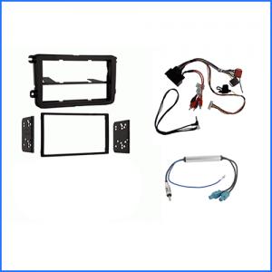 Volkswagen Tiguan 2008-2014 Head Unit Installation Kit