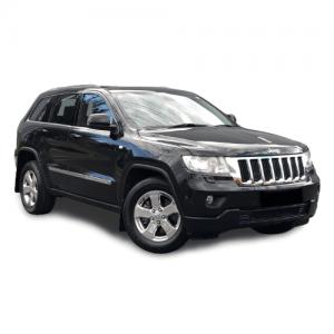 Jeep Grand Cherokee 2012-2013 (WK) Car Stereo Upgrade