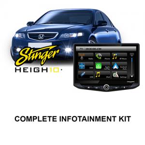 Honda Accord 2003-2007 Stinger HEIGH10 Infotainment Kit