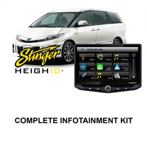 Toyota Estima Premium 2006-2016 Stinger HEIGH10 Infotainment Kit